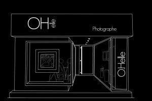dessin de la façade du studio photo