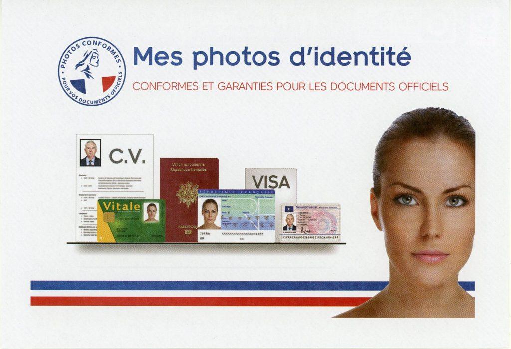 Photo d'identité Studio Helle Béthune